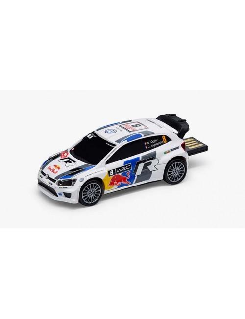 Clé USB Volkswagen Polo WRC